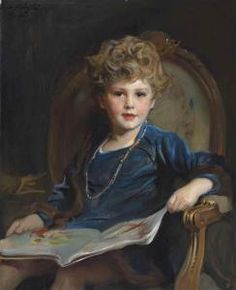 Alexius Laszlo De Philipo - Master Peter Calvocoressi 1917