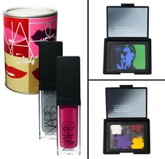 A recent makeup collection released by NARS' inspired by Andy Warhol, reflects a very classic influence on fashion and beauty. Andy Warhol and his unique style has influenced many different types of products and is very popular among consumers. This shows how art can also have a great influence on products, which can also reach out to a whole different target market. The Warhol inspired makeup collection is an example of how trends can be re-occuring and still successful. Paige Crowley