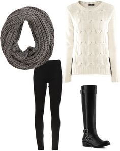 """""""Perfect Fall Outfit"""" by akiladji on Polyvore"""