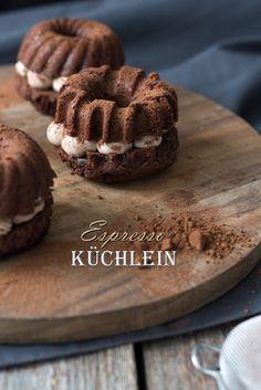 Espresso Küchlein mit Café Royal
