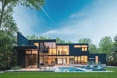 House in Canada by design studio Guido Constantino