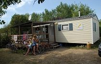 Location mobil-home toit plat Vendee