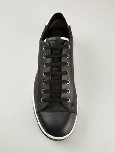 #fendi #man #sneakers #shoes #winbledon #black #fashion www.jofre.eu