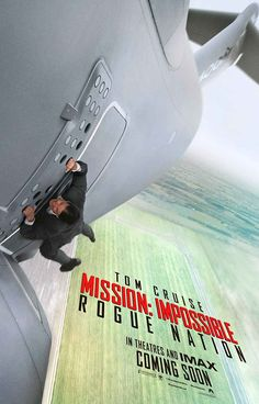 Mission: Impossible - Rogue Nation - Affiche
