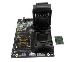http://www.obd2cartool.com/bga152-bga132-flash-programming-adapter-sata-hdd-test-socket-p-778 BGA152 BGA132 flash programming adapter SATA HDD test socket