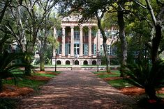 A beautiful member campus, College of Charleston