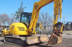 Click On The Above Picture To Download Jcb 8080 Midi Excavator Service Repair Workshop Manual