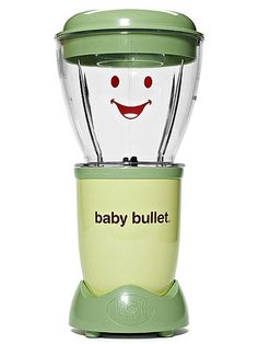 2012 American Baby Bests: Gear of the Year: Baby Bullet baby-food makers (via Parents.com)