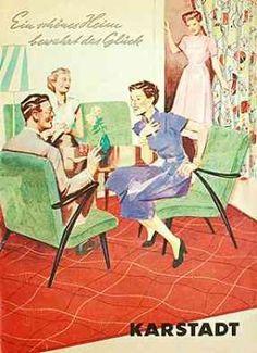 Möbel 50er Jahre                                                                                                                                                                                 Mehr