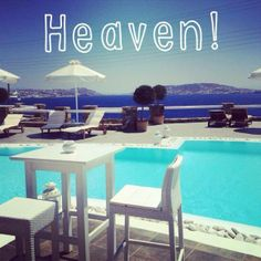 ....Is a place on earth!! @ Rocabella Mykonos!!