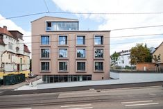Veronica House Elderly Care Facility / f m b architekten