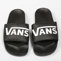 Chanclas Vans Slide On. Sandals Vans Slide On. 715bb64ba55
