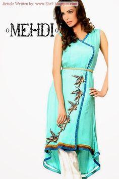 Mehdi Eid Pret 2014 | Pakistani Eid Pret Collection 2014-2015 Catalog - She9 | Change the Life Style