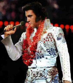 Elvis Presley.... Aloha From Hawaii