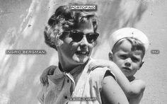 INGRID BERGMAN (1952) #portofino