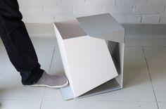 Waste Bin   Designer: Grace Youngeun Lee – www.graceleestudi…