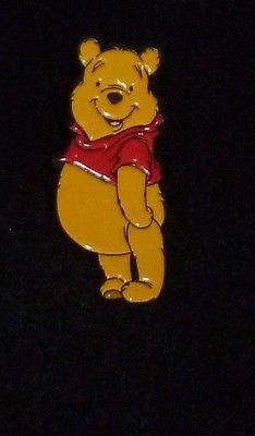 Disney's Winnie The Pooh Bear Standing Pin