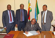 Countries sign Joint undertaking for enabling trade environment amongst ACP states | ACP