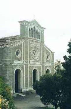 santa margherita church, cortona, italy