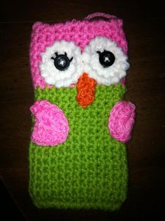 iphone holder crochet