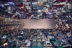 Vertical Horizon by Romain Jacquet-Lagreze