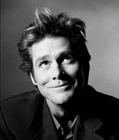 Jim Carrey by Andrew McPherson