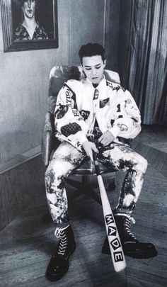 G-dragon Fashion And Styles : Photo