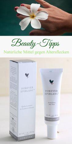 Natürliche Mittel gegen Altersflecken - beauty - tipps - pigmentflecken - pigmentstörung -hautflecken - hautpflege - hautalterung - forever epiblanc - sonnenflecken