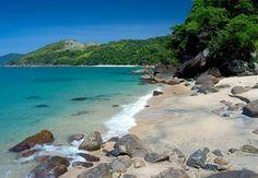 Praia do Cedro, Ubatuba, SP. , Brazil.