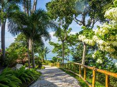 Off th the beach in Dominical Costa Rica