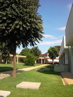 2 Jardim ao lado do Complexo de Clínicas - Faculdade de Odontologia de Araçatuba - Unesp