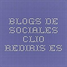 BLOGS DE SOCIALES. clio.rediris.es