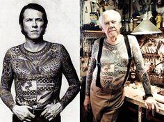 Avant & après...