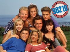 Beverly Hills 90210, loved this show in the 90's.