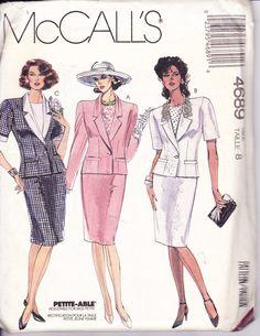 Women's Sewing Pattern Lined Blazer Jacket by Sutlerssundries, $5.99