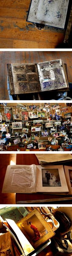 Sad memories in Fukushima nuclear accident 4.