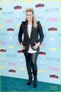 Demi Lovato - Teen Choice Awards 2013