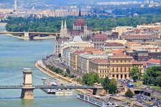 Budapest. Bästa budgetdestinationerna 2015