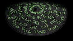 Fantastic Embroidered Zoetrope Animations on Turntables by Elliot Schultz  http://www.thisiscolossal.com/2015/07/fantastic-embroidered-zoetrope-animations-on-turntables-by-elliot-schultz/