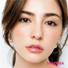 Amazing Wedding Makeup Tips – Makeup Design Ideas Asian Wedding Makeup, Wedding Makeup For Brown Eyes, Wedding Makeup Tips, Wedding Hair And Makeup, Make Up Looks, Asian Makeup Tutorials, Make Up Designs, Eye Makeup, Hair Makeup