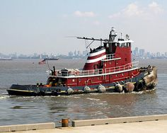 RESOLUTE Tug Boat, New York Harbor | by jag9889
