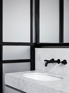 Bathroom | Elsternwick Home by Mim Design | est living