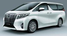 2017 Toyota Alphard Price