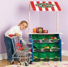 Kids Pretend Play Grocery Store