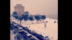 Η Θεσσαλονίκη στα Λευκά της !!! Around The Worlds