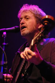 Jon Anderson of Yes...I do not know where I would be if I had not heard this man's music...<3
