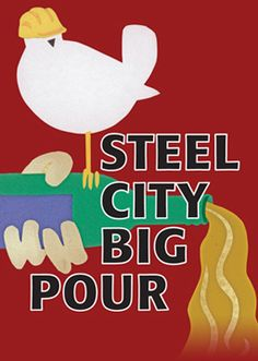 Steel City Big Pour - our annual fundraising event every September.