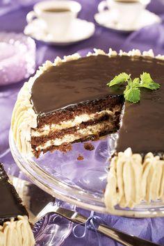 Finnish Recipes, Sweet Bakery, Desert Recipes, Tiramisu, Deserts, Goodies, Food And Drink, Yummy Food, Sweets