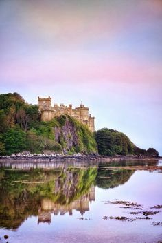 Culzean Castle, Scotland - Explore the World with Travel Nerd Nici, one Country at a Time. http://travelnerdnici.com/