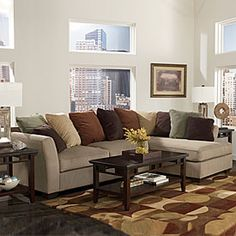 Signature Design by Ashley® Cindell 2-Piece Sectional     from+Big+Lots
